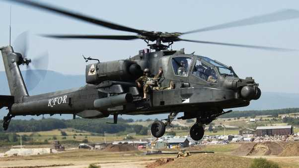 helicopter, main, ah-64 apache