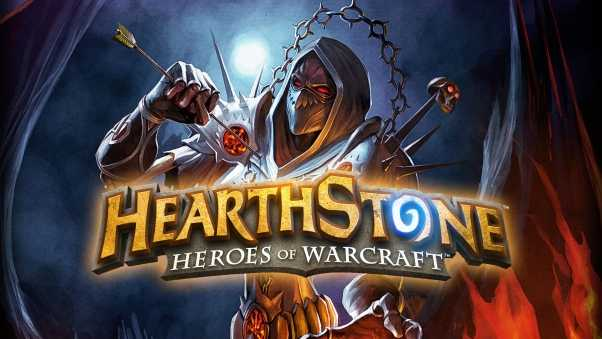 heroes of warcraft, hearthstone, logo