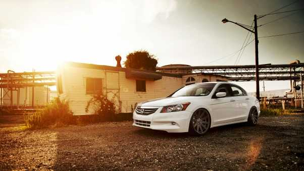 honda, vossen, accord