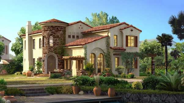 house, residential, design
