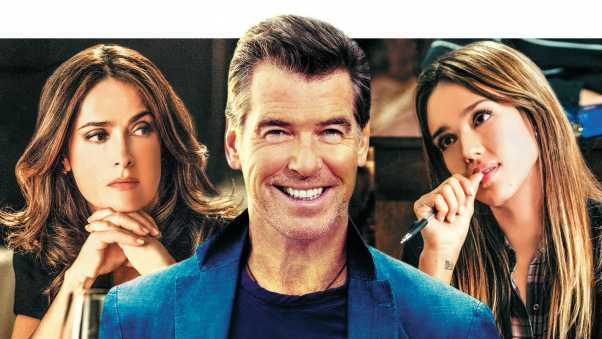 how to make love like an englishman, pierce brosnan, salma hayek