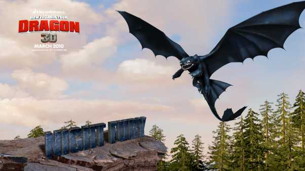 how to train your dragon, toothless, flight