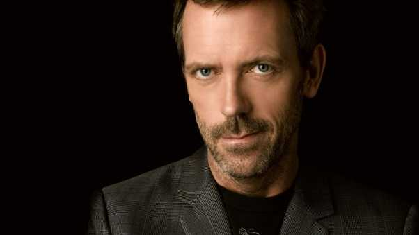 hugh laurie, smile, cute