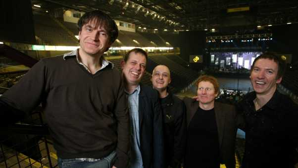 inspiral carpets, band, smile