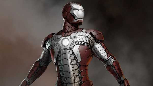 iron man, concept art, artwork