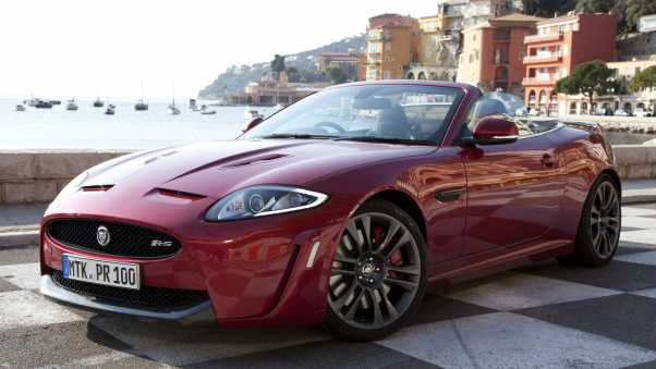 jaguar, xkr-s, convertible