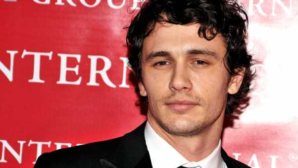james franco, actor, curly