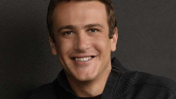 jason segel, actor, smiling