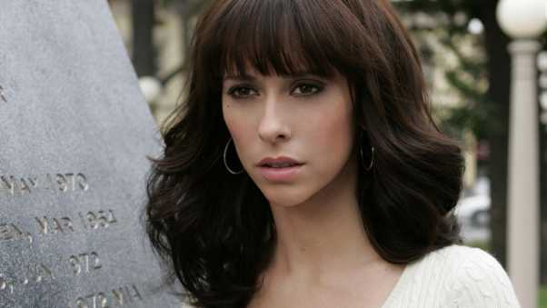 jennifer love hewitt, face, eyes