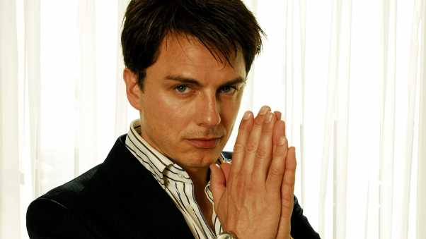 john barrowman, brunette, man