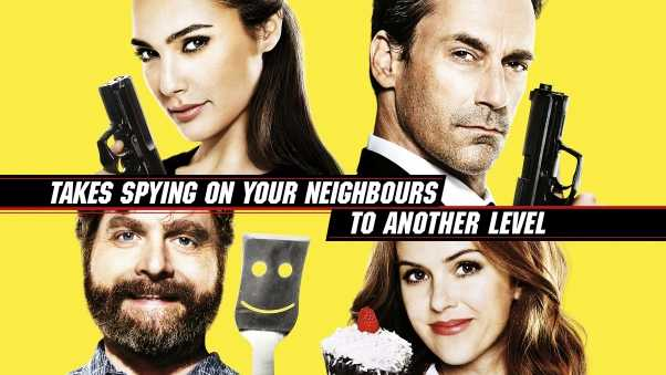 keeping up with the joneses, zach galifianakis, isla fisher