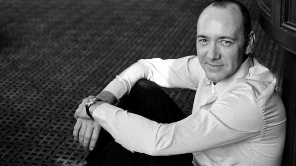 kevin spacey, shirt, smile