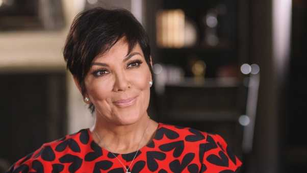 kris jenner, tv presenter, brunette