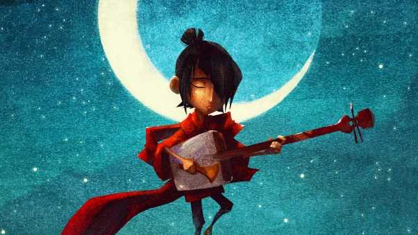 kubo and the two strings, hero, samurai