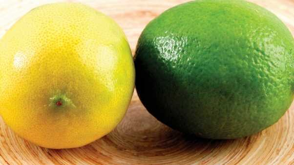 lemon, lime, citrus