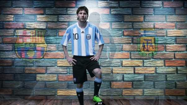 lionel messi, star, football player
