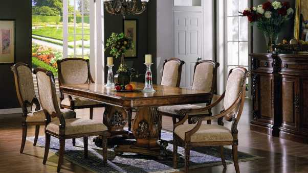 living room, dining room, chairs