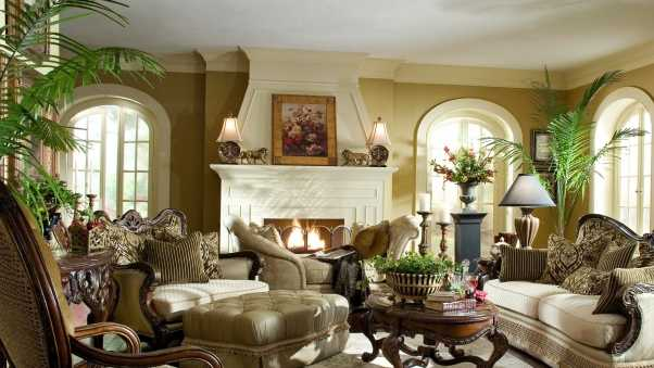 living room, furniture, antique