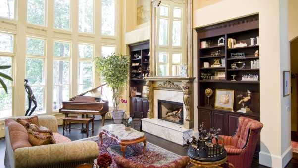 living room, furniture, style
