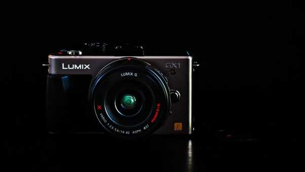 lumix, camera, firm