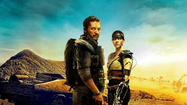 mad max fury road, tom hardy, charlize theron