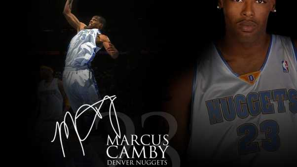 markus camby, denver nuggets, player