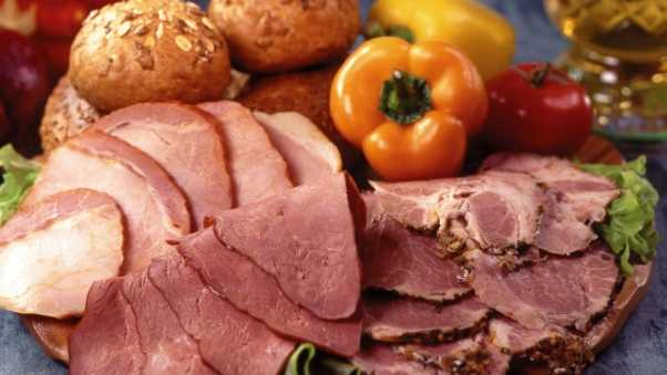 meat, allsorts, cutting