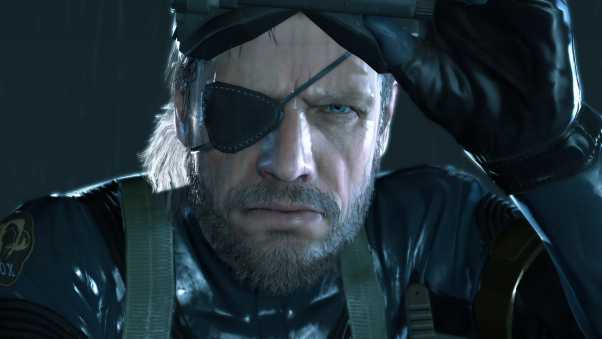 metal gear solid v ground zeroes, action, announcement
