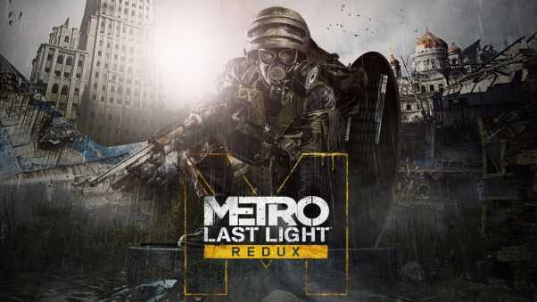 metro last light redux, metro redux, 4a games