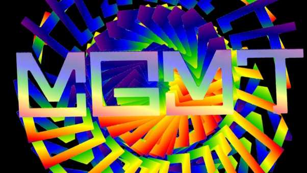 mgmt, letters, font