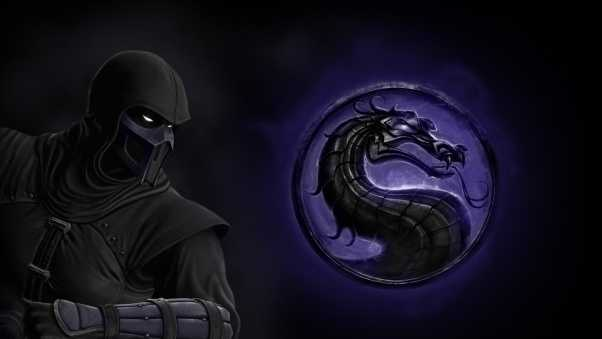 mortal kombat, dragon, character