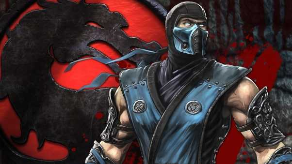 mortal kombat, fighter, fan art