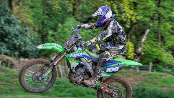 motocross, motorcycle, competition