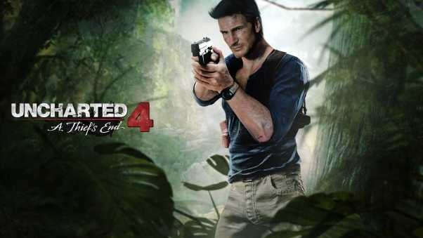 naughty dog, uncharted 4