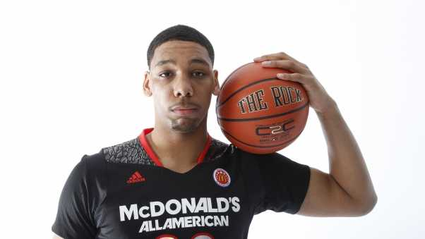 nba draft 2015, jahlil okafor, basketball