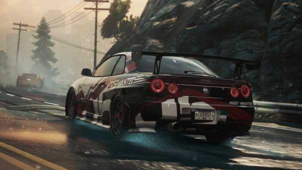 need for speed, nissan skyline gt-r, most wanted