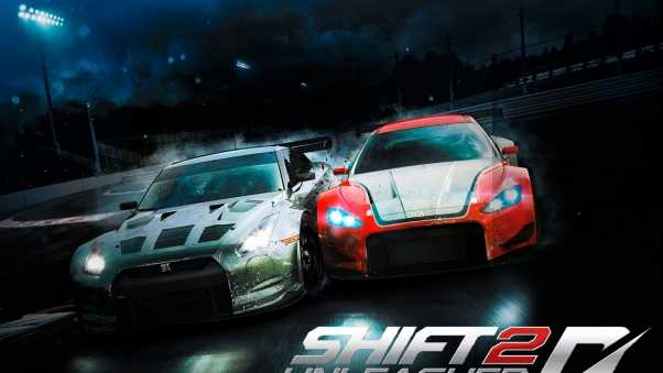 need for speed shift two, cars, road