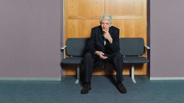 nick lowe, chairs, suit