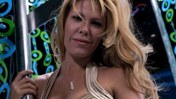 nikki cox, dance, smile