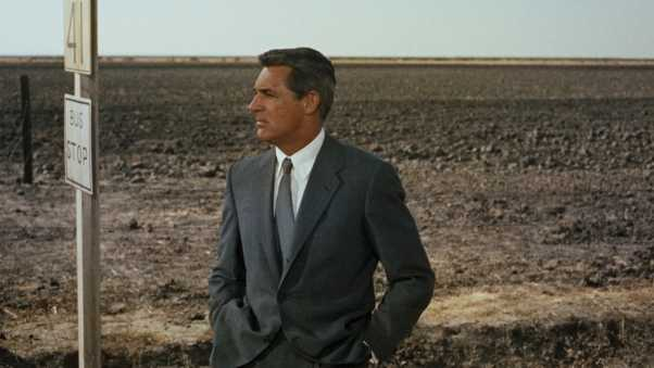 north by northwest, 1959, roger thornhill