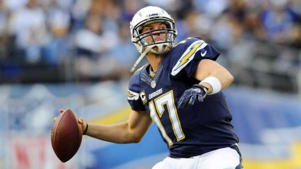philip rivers, san diego chargers, american football