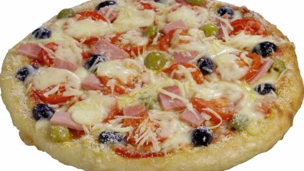 pizza, cheese, meats