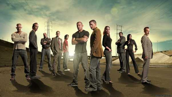 prison break, tv show, actors