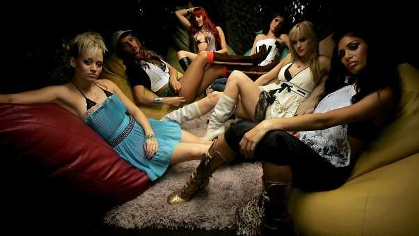 pussycat dolls, girls, relax