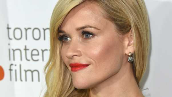 reese witherspoon, actress, blonde