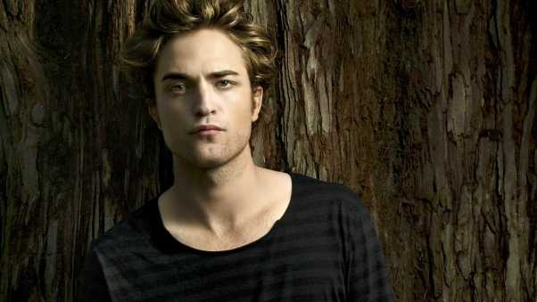 robert pattinson, long hair, guy