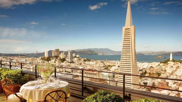 san - francisco, balcony, hotel