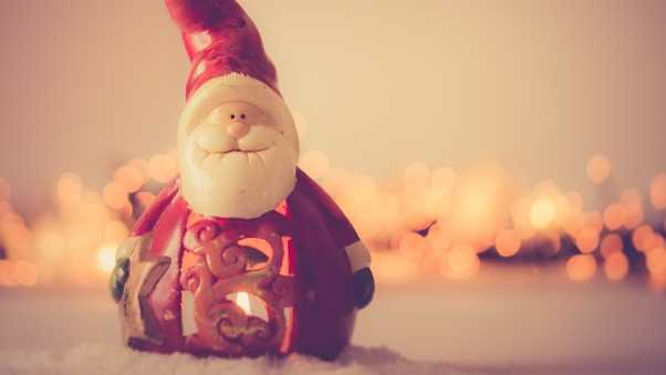 santa claus, new year, christmas