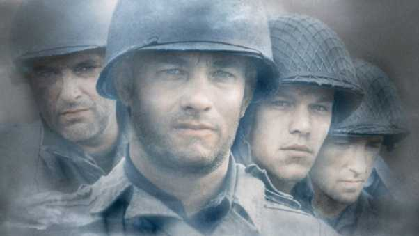 saving private ryan, tom hanks, soldiers