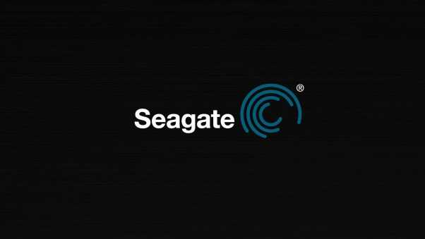 seagate, supplier of hard drives, logo